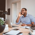 Your company's cell phone usage and COVID-19